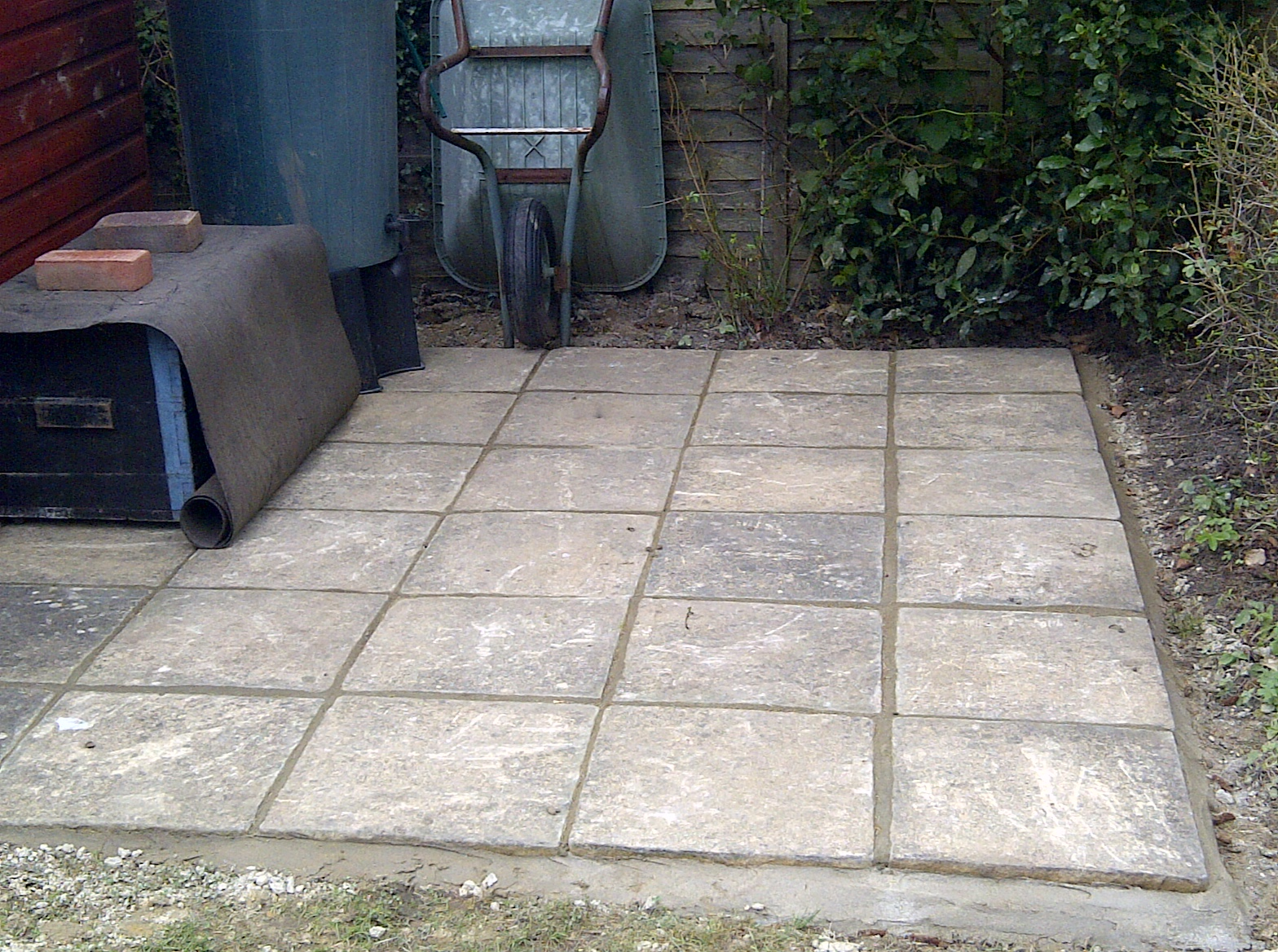 Relay Patios | Clean Patios | Jet Wash Patios | Re-pointing